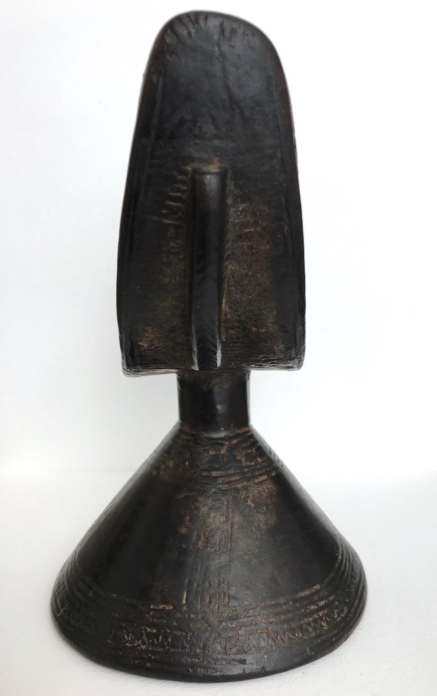 Headrest Bakongo, Central Africa